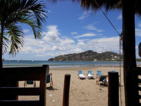San Juan del Sur, Nicaragua.  Foto cortesía del Macho Ratón